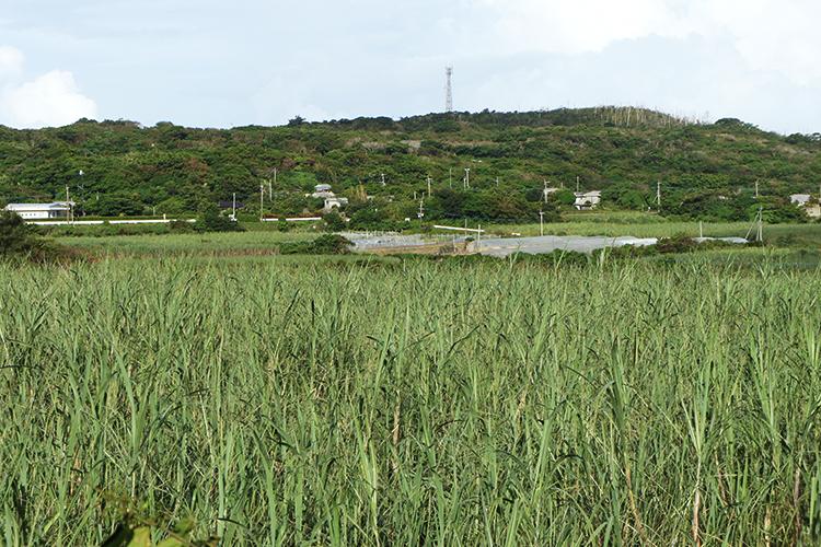 久志検地区